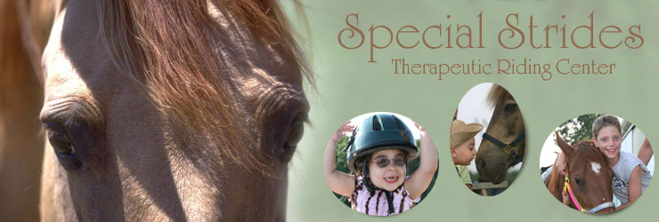 Special Strides- Therapeutic Riding Center